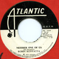 Robin Kenyatta - Neither One Of Us
