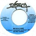 Bling Dawg - Mi Nuh Care (Daseca)