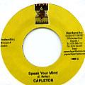 Capleton - Speak Your Mind (RAS I)