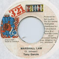 Terry Ganzie - Marshall Law (321 Strong)