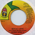 Queen Ifrica - Royal Love (Flames)