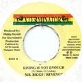 Mr Biggs, Revenge - Living Is Not Enough (Xterminator)