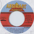 Louie Culture, Turbulence - Babylon Is Fallin' (Abstract)