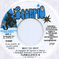 Turbulence, Higher Trod Family - Why Oh Why (Black Scorpio)