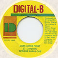 Terror Fabulous - Dem Curse First (Digital B)