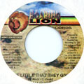 Jah Cure - Little That They Give (Roaring Lion)
