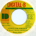 Jimmy Riley - Chance For Romance (Digital B)