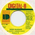 General B - Dem A Murder (Digital B)