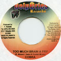 Mad Cobra - Too Much Brain A Fry