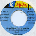 Don T - Leaders Of The Country (Kingston 11)