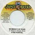 Vybz Kartel - Woman Fi Di Year (Juke Boxx)