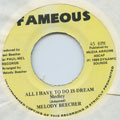 Melody Beecher - All I Have To Do Is Dream