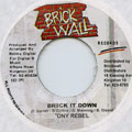 Tony Rebel - Bruck It Down