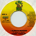 Harry Toddler - I Always Wonder (Calibud)