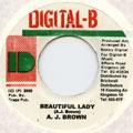 AJ Brown - Beautiful Lady (Digital B)