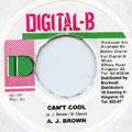 AJ Brown - Can't Cool