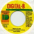 Sanchez - Oh Please (Digital B)