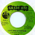 Lawyer - Love And Attention (Grade One)