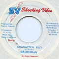 Grindsman - Character Bad (Shocking Vibes)