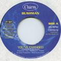 Bushman - You've Changed (Charm UK)