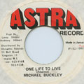Michael Buckley - One Life To Live (Astra)