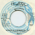 Ray I - Woman Is A Woman (DJ Rap)