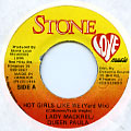 Lady Mackerel, Queen Paula - Hot Girls Like We (Stone Love)
