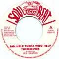 BB Seaton - Jah Help Those Who Help Themseleves (レーベル・ダメージ)