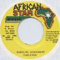 Capleton - Babylon Judgement (African Star)