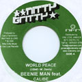 Beenie Man, Calibe - World Peace