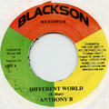 Anthony B - Different World