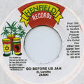 Zabiki - Go Before Us Jah