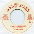 Clive Ellis - Come Closer Honey