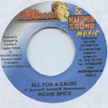 Richie Spice - All For A Cause