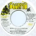 Ninjaman - Born Again Christian (Black Scorpio)