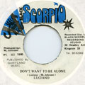 Luciano - Don't Want To Be Alone (Black Scorpio)