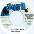 Pan Head - Fu Funky Man