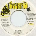 Alley Cat - Julian (Black Scorpio)