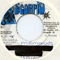 Gringo - Memories (Black Scorpio)