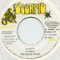 Frankie Paul - Party (Black Scorpio)
