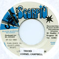 Cornell Campbell - Tricks (Black Scorpio)