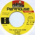 Mad Cobra - Put Down The Guns (Penthouse)