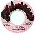 Augustus Pablo - Coconut Oil (Black Out)
