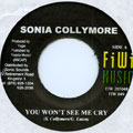 Sonia Collymore - You Won't See Me Cry