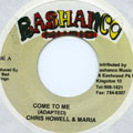Chris Howell, Maria - Come To Me