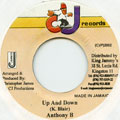 Anthony B - Up And Down (CJ Records)