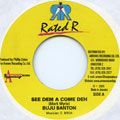 Buju Banton - See Dem A Come Deh (Rated R)