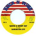 Warm & Sunny Day / Sunny Dub