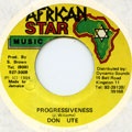 Don Youth (Don Yute) - Progressiveness (African Star)