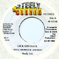 Ruddy Irie - Lick Him Back (Steely & Clevie)